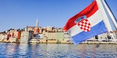 Österreich gibt Reisewarnung für ganz Kroatien aus