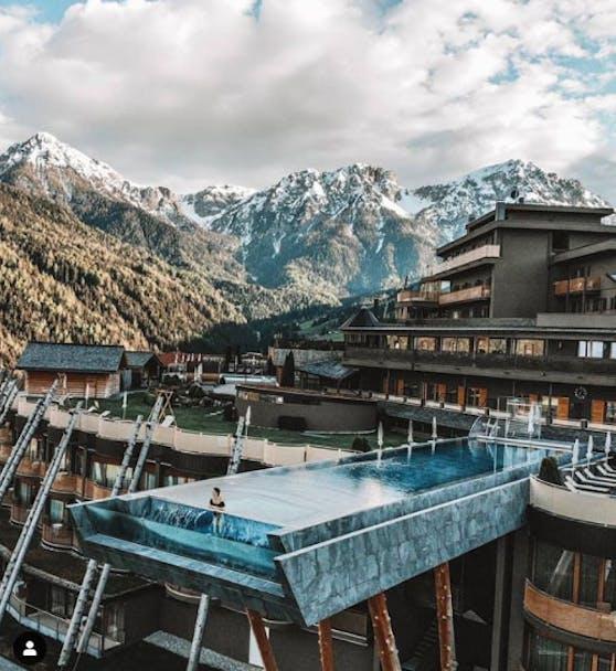 Hotel Hubertus in Südtirol