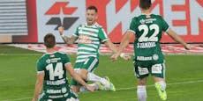 Freilos für Rapid? Gegner Zagreb hat fünf Corona-Fälle