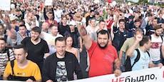 EU-Staaten erkennen Wahlergebnis in Belarus nicht an