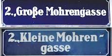 """""""Mohrengasse"""" soll """"Antirassismus-Gasse"""" werden"""