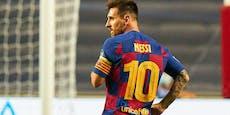 Der Superstar geht! Messi bittet Barcelona um Freigabe