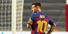 Messi streikt weiter! Barca-Star droht saftige Strafe