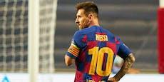 Messi schwänzt Training! Droht jetzt eine Mega-Strafe?