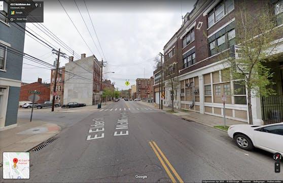 An der E. McMicken Avenue 40 ereignete in der US-Stadt Cincinnati ereignete sich eine von insgesamt drei Schiessereien.