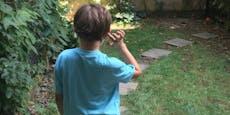 Herzloser Nachbar schüttet Wasser auf autistisches Kind