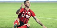 1:2! Arnautovic verpasst das Liga-Finale in China