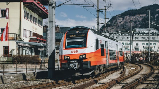 ÖBB-Zug
