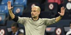 Abgang? Guardiola-Zukunft bei Manchester City geklärt