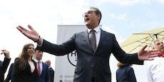 Strache darf bei Wien-Wahl antreten – das sagt er dazu