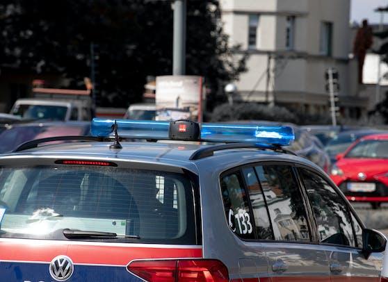 Polizeieinsatz. (Symbolbild)