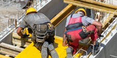 Arbeiter (45) stürzt neun Meter in den Tod