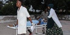 Terrorangriff auf Hotel in Somaliafordert 17 Tote