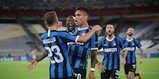 5:0 gegen Donezk! Inter im Finale der Europa League