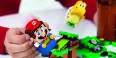 """Gewinne deine eigenen Sets von """"Lego Super Mario"""""""