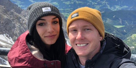 Hannah und Scott hoffen auf ein Wiedersehen am Montag.