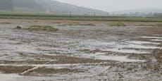 Hagel-Unwetter hinterlassen erneut Spur der Verwüstung