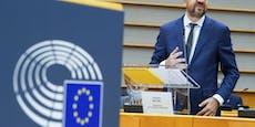 EU-Ratschef beruft Sondergipfel zu Weißrussland ein