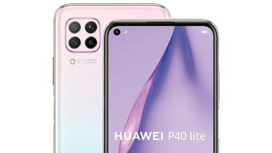 Bei der Aktion dabei: Das Huawei P40 lite.