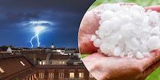 Dutzende Millionen Euro Schaden durch heftige Unwetter
