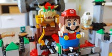 """Lego Super Mario"" im Test: Das ist Bowsers Festung"