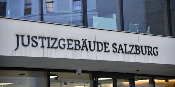 Die Verhandlung fand am Landesgericht Salzburg statt.