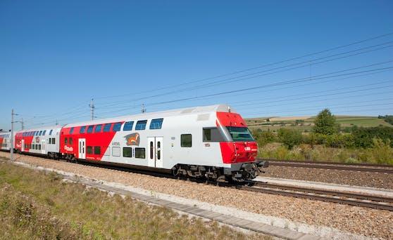 Ein Zugbegleiter wurde durch eine Attacke verletzt. (Symbolbild)