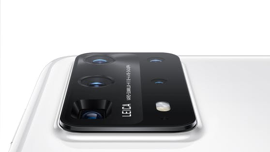 Das Huawei P40 Pro+: Das ultimative Smartphone mit Fünffach-Leica Kamera