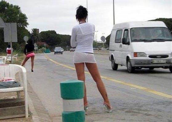 Prostituierte in Bulgarien (Archivfoto)