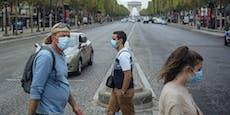Frankreich führt Maskenpflicht am Arbeitsplatz ein