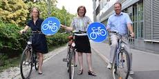 Neuer Radweg verbindet Penzing, Ottakring und Hernals