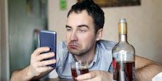 Neue Handy-App schlägt Alarm, wenn du betrunken bist