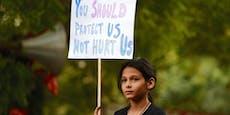 91 Frauen und Mädchen TÄGLICH vergewaltigt
