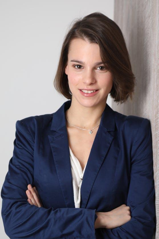 Kathrin Hirczy (IPG Mediabrands); Leiterin der Arbeitsgruppe Ausbildung im iab austria..
