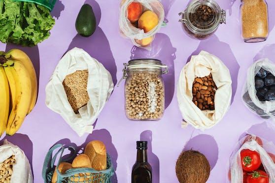 Lebensmittel sind teilweise auch über das Mindesthaltbarkeitsdatum hinaus genießbar.