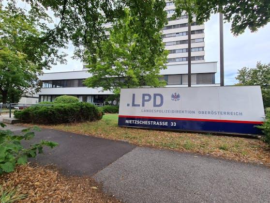 Der Beschuldigte wurde ins Linzer Polizeianhaltezentrum gebracht.