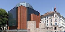 Erneuter Angriff auf Grazer Synagoge
