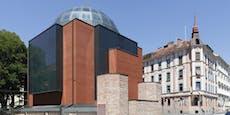 Grazer Synagoge von Vandalen geschändet