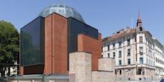 Beschützer von Grazer Synagoge angezeigt