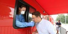 Teststraße: Fünf Infizierte, Verlängerung fast fix