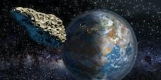 Asteroid Bennu rast mit 100.000 km/h direkt auf Erde zu