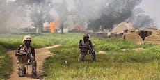 Nigeria: Islamisten nehmen ganzes Dorf als Geisel