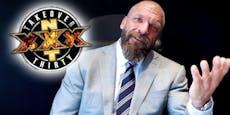 """Triple H verspricht """"Heute"""": TakeOver XXX wird episch!"""