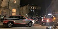 Brutale Schlägerei am Karlsplatz wegen 70 Euro