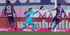 Erster Neuzugang! Rapid holt Goalie aus Mattersburg