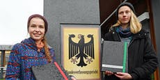 """Mist! Frauen werden für """"Containern"""" verurteilt"""
