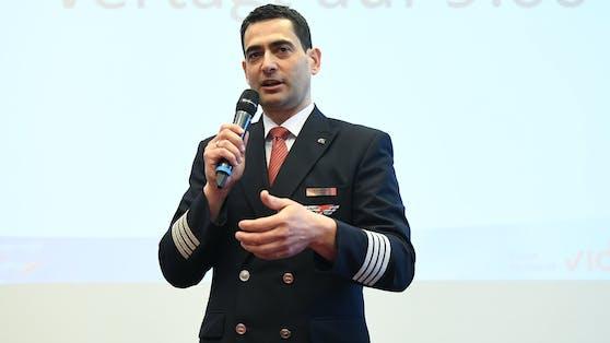 Bord-Betriebsratsvorsitzender Rainer Stratberger
