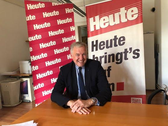 Landesrat Martin Eichtinger (VP)
