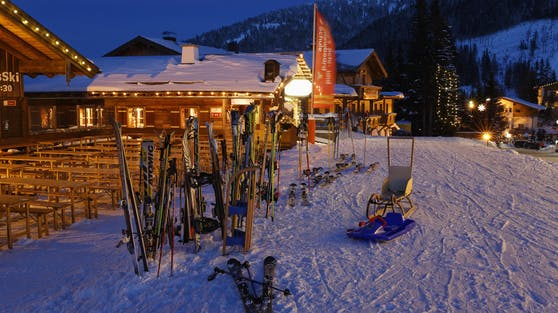 Skihütte am Katschberg