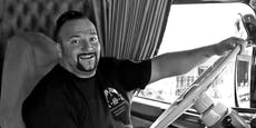"DMAX-""Asphalt Cowboy"" Andreas Schubert (42) ist tot"
